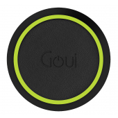 Incarcator Retea Wireless Goui Loop QI, Fast Wireless, 15W, Negru, Blister G-WC10WQI-K
