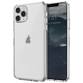 Husa TPU UNIQ Lifepro Xtreme Antisoc pentru Apple iPhone 11 Pro, Glitter, Transparenta, Blister