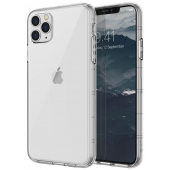 Husa TPU UNIQ Air Fender Antisoc pentru Apple iPhone 11 Pro Max, Transparenta, Blister