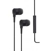 Handsfree Casti In-Ear TTEC J10, Cu microfon, 3.5 mm, Negru 2KMM10S
