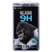 Folie Protectie Ecran X-One pentru Apple iPhone 11 / Apple iPhone XR, Sticla securizata, Full Face, Full Glue, 9H, Extra Strong Matte