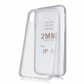 Husa TPU OEM 2mm pentru Apple iPhone 11, Transparenta, Blister