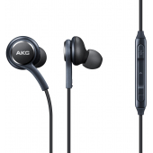 Handsfree Casti In-Ear Samsung EO-IG955, AKG, Cu microfon, USB Type-C, Negru, Bulk GH59-15106A
