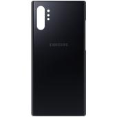 Capac Baterie (Aura Black) Negru Samsung Galaxy Note 10 Plus N975 / Note 10 PLus 5G N976