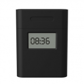 Alcool Tester portabil Digital Display Square, Negru