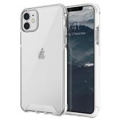 Husa Plastic - TPU UNIQ Combat Antisoc Apple iPhone 11, Alba