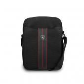 Borseta textil pentru tablete 7 - 8 inci Ferrari Urban Collection, Neagra FEURSH8BK