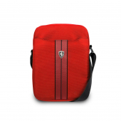Borseta textil pentru tablete 7 - 8 inci Ferrari Urban Collection, Rosie FEURSH8RE