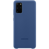 Husa TPU Samsung Galaxy S20 Plus G985 / Samsung Galaxy S20 Plus 5G G986, Bleumarin EF-PG985TNEGEU