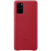 Husa Piele Samsung Galaxy S20 Plus G985 / Samsung Galaxy S20 Plus 5G G986, Leather Cover, Rosie, Blister EF-VG985LREGEU