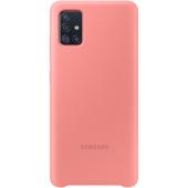 Husa TPU Samsung Galaxy A71 A715, Roz, Blister EF-PA715TPEGEU