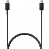 Cablu Date si Incarcare USB Type-C la USB Type-C Samsung EP-DN975, 5A, Negru, Blister EP-DN975BBEGWW