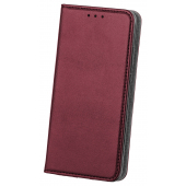 Husa Piele OEM Smart Magnetic pentru Samsung Galaxy A71 A715, Visinie, Bulk