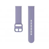 Curea Ceas Renaissance FKM Sport Strap pentru Samsung Galaxy Watch Active 2,Mov, Blister, ET-SFR82MVE