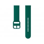 Curea Ceas Renaissance FKM Sport Strap pentru Samsung Galaxy Watch Active 2, Verde, Blister, ET-SFR82MGEGWW