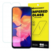 Folie Protectie Ecran WZK pentru Samsung Galaxy A10 A105, Sticla securizata, 9H, Blister