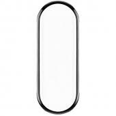 Folie Protectie Ecran HOFI pentru Xiaomi Mi Band 4, Sticla securizata, Hybrid 0.2mm, 7H, Neagra