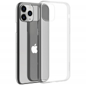 Husa TPU Borofone Ice series BI4 pentru Apple iPhone 11 Pro Max, Transparenta, Blister