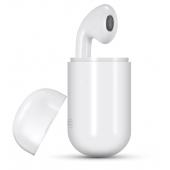 Handsfree Casca Bluetooth XO Design BE2, SinglePoint, Alb