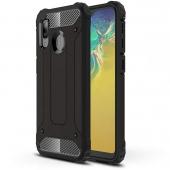 Husa TPU TECH-PROTECT Xarmor pentru Samsung Galaxy A20e, Neagra, Blister