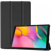 Husa Tableta TPU Tech-Protect SmartCase Samsung Galaxy Tab A 10.1 (2019), Neagra, Bulk