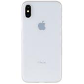 Husa Plastic Goospery Mercury Ultra Skin pentru Apple iPhone 11, Transparenta, Blister
