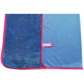 Laveta Microfibra Luxury FOLINA Cleaning pentru curatare si uscare, Dimensiuni:73x90 cm, DRY03, Multicolor, Blister