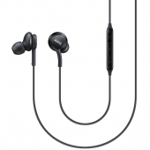 Handsfree Casti In-Ear Samsung EO-IG955, AKG, Cu microfon, 3.5 mm, Negru GH59-14983A
