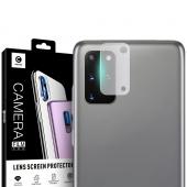 Folie Protectie Camera spate Mocolo pentru Samsung Galaxy S20 Plus G985 / Samsung Galaxy S20 Plus 5G G986, Sticla securizata, 9H, 2.5D, Blister