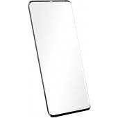 Folie Protectie Ecran Nevox pentru Samsung Galaxy S20 Ultra G988 / Samsung Galaxy S20 Ultra 5G G988, Sticla securizata, Full Face, Full Glue, CURVED 3D, Neagra, Blister