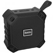 Boxa portabila Bluetooth HOCO BS34 Sports, Bluetooth 5.0, TF Card / USB, Neagra, Blister