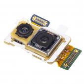 Camera Spate Samsung Galaxy S10e G970, Modul cu 2 camere, Cu banda