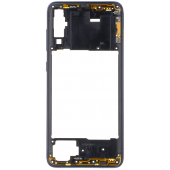 Carcasa Mijloc Samsung Galaxy A70 A705, Neagra
