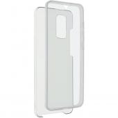 Husa Plastic - TPU OEM Full Cover pentru Samsung Galaxy A51 A515, Transparenta, Bulk