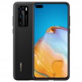 Husa Poliuretan Huawei P40, Neagra, Blister 51993709