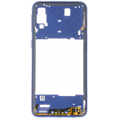 Carcasa Mijloc Samsung Galaxy A40 A405, Albastra