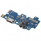 Placa Cu Conector Incarcare / Date - Conector Audio - Microfon Samsung Galaxy A30s A307