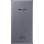 Baterie Externa Powerbank Samsung EB-P3300, 10000 mA, Power Delivery + Quick Charge, 1 x USB - USB Type-C, Gri EB-P3300XJEGEU