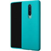 Husa Plastic OnePlus 8, Sandstone, Bleu, Blister 5431100138