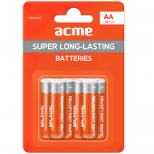 Pachet baterie Acme LR6 / AA  (6 bucati) Blister