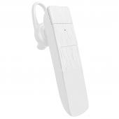 Handsfree Casca Bluetooth XO Design BE9, SinglePoint, Alb, Blister