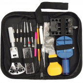Set instrumente ceasornicarie 144in1, Blister