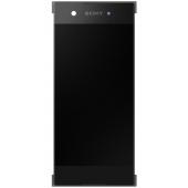 Display - Touchscreen Cu Rama Sony Xperia XA1, Negru