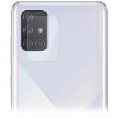 Folie Protectie Camera spate WZK pentru Samsung Galaxy A51 A515, Sticla securizata, 9H, Blister