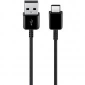 Cablu Date si Incarcare USB la USB Type-C Samsung EP-DW720CBE, 1.5 m, Negru, Bulk