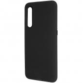 Husa TPU OEM Defender Smooth pentru Samsung Galaxy A10 A105, Neagra, Bulk
