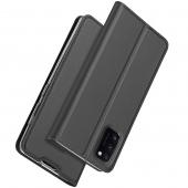 Husa Poliuretan - TPU Nevox VARIO SERIES pentru Samsung Galaxy A41, Gri, Blister