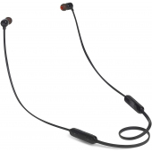 Handsfree Casti Bluetooth JBL Tune 110BT, In-Ear, Negru, Blister JBLT110BTBLKAM