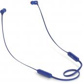 Handsfree Casti Bluetooth JBL Tune 110BT, In-Ear, Albastru JBLT110BTBLUAM