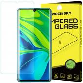 Folie Protectie Ecran WZK pentru Xiaomi Mi Note 10 / Xiaomi Mi Note 10 Pro / Xiaomi Mi Note 10 Lite, Plastic, Full Cover, 3D, Blister